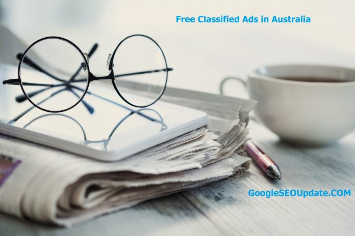 Free Classified Ads in Australia