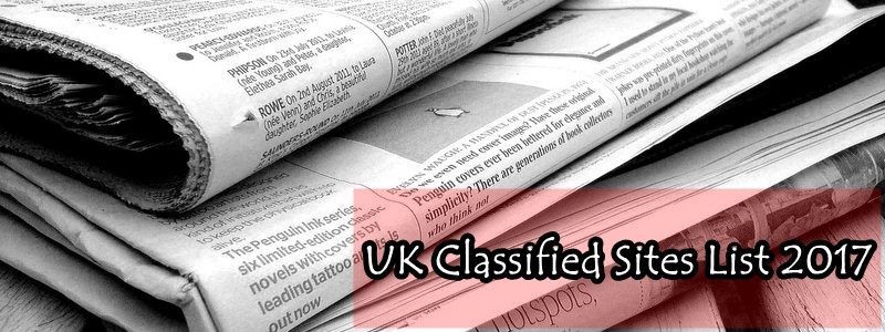 UK Classified Sites List