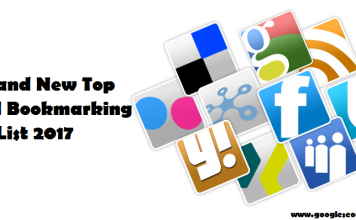New Social Bookmarking Sites List