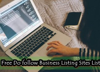 Free Do follow Business Listing Sites List