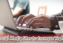 Social Media Sites to Increase Traffic