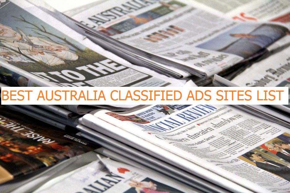 BEST FREE CLASSIFIED ADS SITES LIST