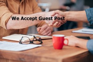 We Accept Guest Post