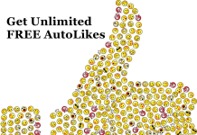 Get Unlimited FREE AutoLikes Facebook