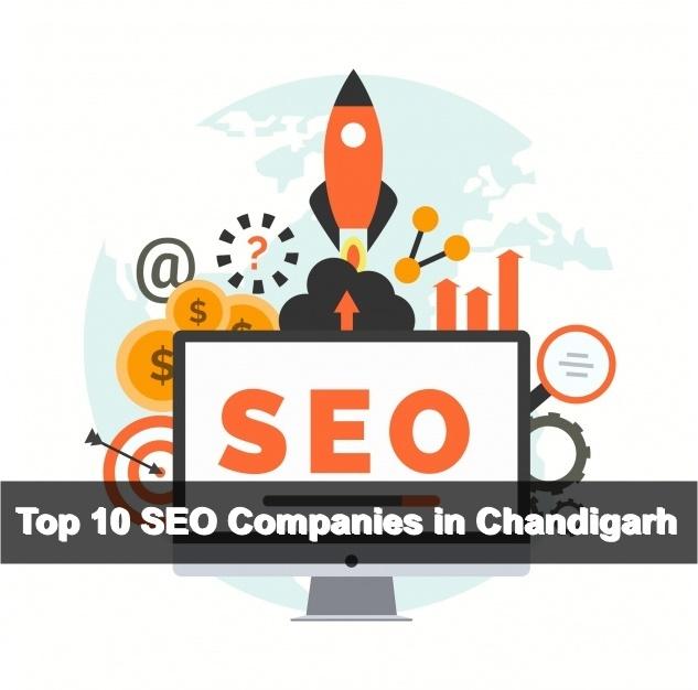 Top 10 SEO Companies in Chandigarh