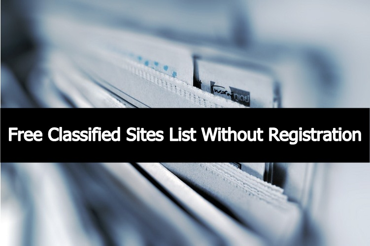 Free classified sites in usa without registration