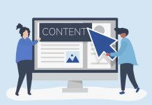 develop engaging content for your website