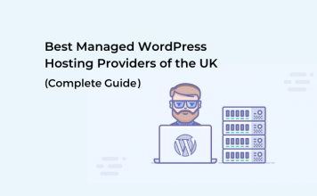 Best Managed WordPress Hosting Providers of the UK (Complete Guide)