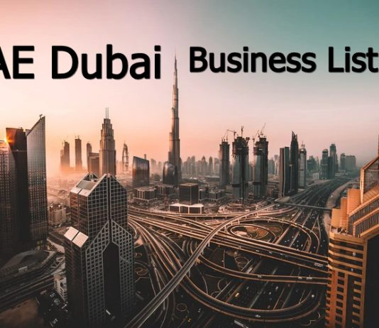 UAE (Dubai) Business Listing Sites List Free